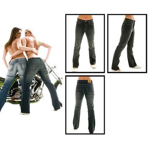 abc51d677d8 Roleff Kevlar jeans ROLEFF - dámské černé    Motocyklovédíly.cz ...